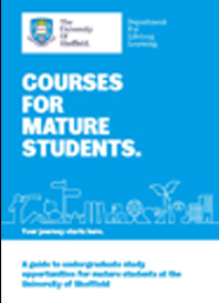 Courses for Mature Students 2018