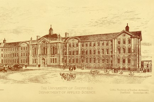 Applied Science Building