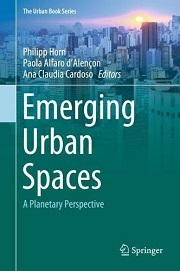 Emerging Urban Spaces front cover