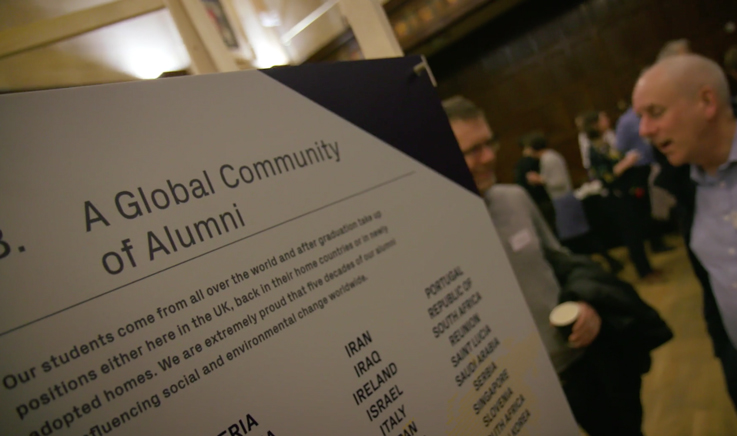 Global Community of Alumni
