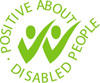 Two Ticks Disability Symbol