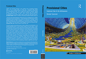 Provisional Cities book cover 2018