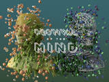 The Festival of the Mind logo