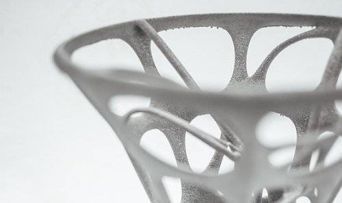 Additive manufacturing sample