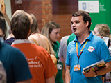 Open day at the University