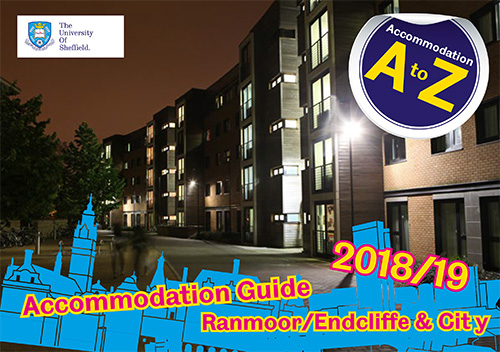 Ranmoor/Endcliffe & City A-Z Guide 2018-19