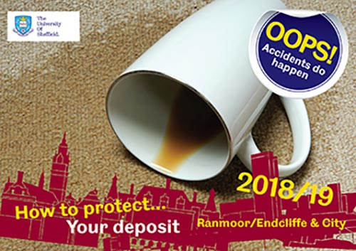 How to Protect your Deposit - Ranmoor/Endcliffe & City