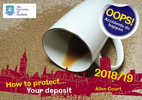 How to Protect your Deposit Allen Court 2018