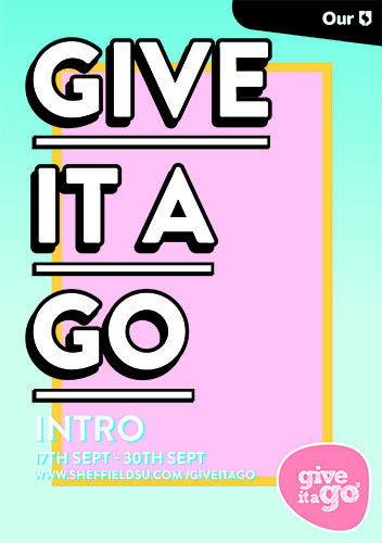 Give it a Go Intro Programme