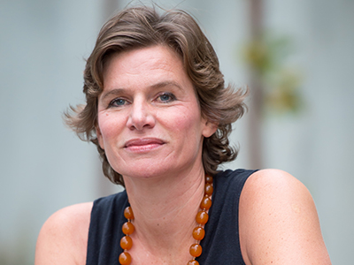 Photo of Professor Mariana Mazzucato
