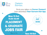 Jobs Fair for all degree subjects