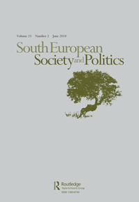 South European Society and Politics