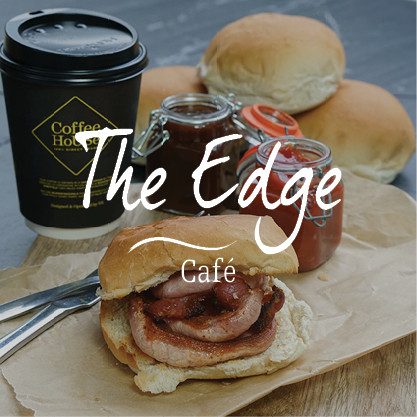 Edge Cafe Button