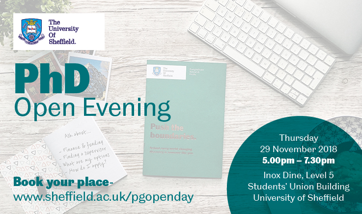 PhD Open Evening