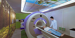 MRI-PET Scanner room 2