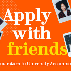 Apply with friends
