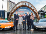 Advanced engineering research centres join McLaren and Boeing opening new facilities