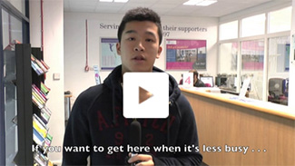 Videos for international students