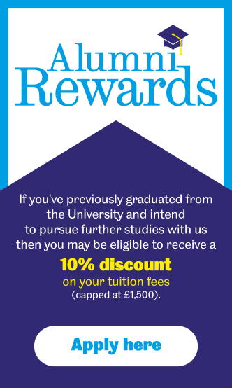Alumni Rewards graphic