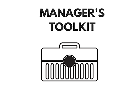 Manager's Toolkit logo - header