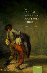 Book cover for The Radical Demand in Logstrup's Ethics