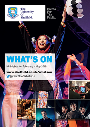 What's On Leaflet February-May 2019