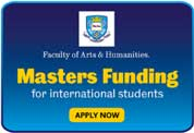 Logo for FAH international scholarships