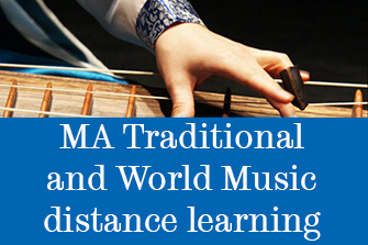 MA Traditional and World Music distance learning