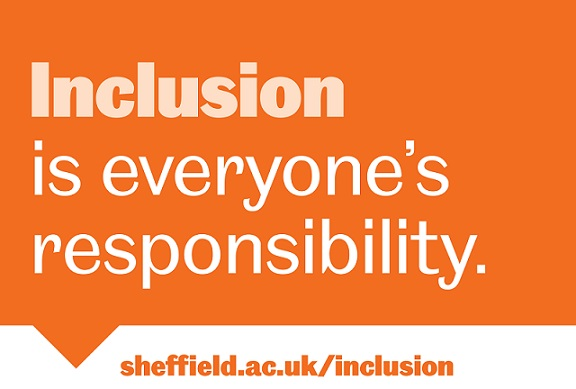 Inclusion is everyone's responsibility