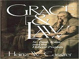 Image of the front cover of Grace and Law by Heinz Cassirer