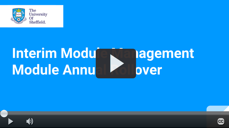 Play IMM Module Rollover video