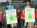 School seeks help to install pioneering 'green' pollution barrier