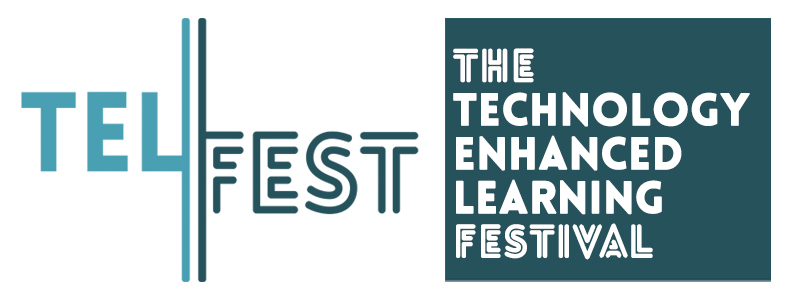 TELFest logo - the Technology Enhanced Learning Festival