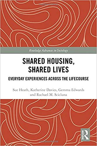 image of Dr Katherine Davies' 'Shared Houses' publication