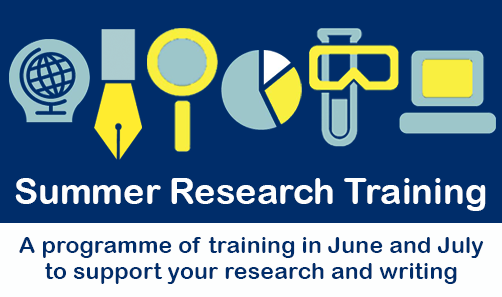 Summer Research Training