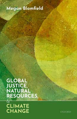 Book cover for Global Justice, Natural Resources and Climate Change