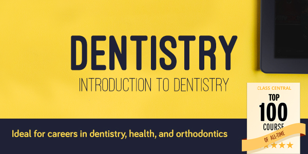 Dentistry, introduction to dentistry. Ideal for careers in dentistry, health and orthodontics.