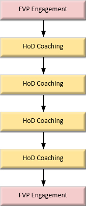 Head of Department Leadership Coaching path