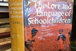 Lore and Language book cover