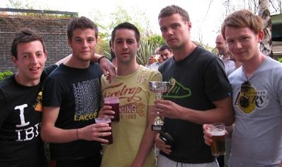 'Crookes Valley 5-a-side winners