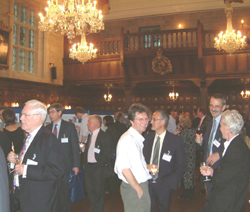 Alumni at Ironmongers' Hall