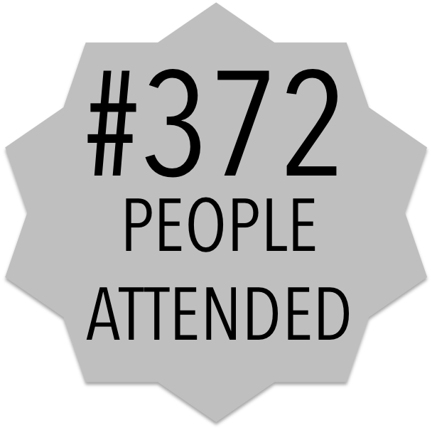 WriteFest 2019 final attendance numbers