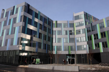 Photo: Jessop West Building