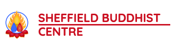 Logo of the sheffield buddhist centre