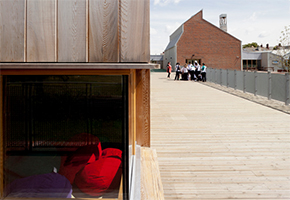 Sandal Magna Primary School (Sarah Wigglesworth Architects)