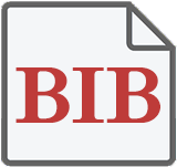 Bibtex download