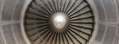 A turbine engine