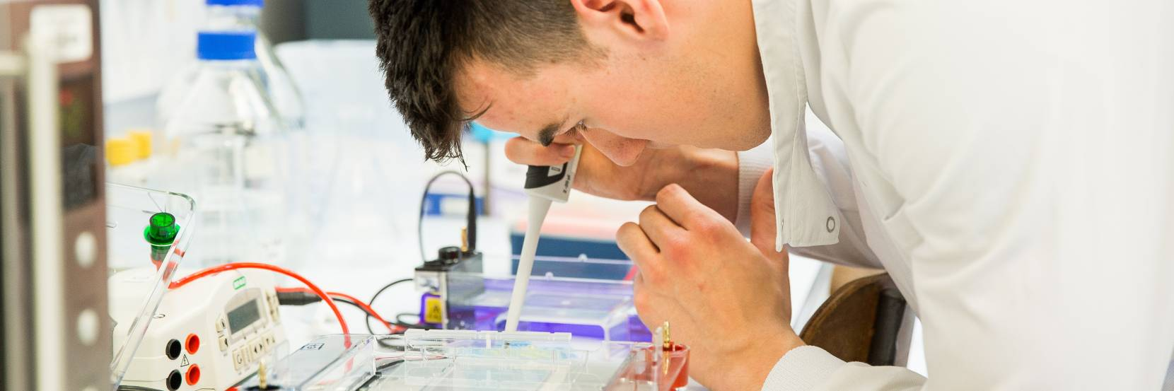 BSc Medical Biochemistry with a year in industry