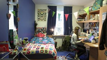Accommodation - student in room