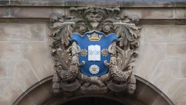 Mappin building - crest